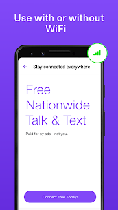 Free TextNow – Free Text, Voice and Video Calling App 2
