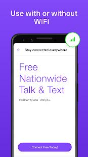 TextNow: Free US Calls & Texts