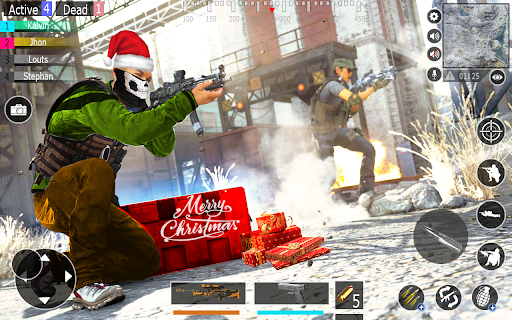 Critical Ops Secret Mission 2020 1.3 screenshots 14