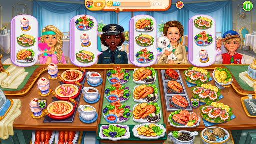 Tasty World: Cooking Games 1.10.1 screenshots 1