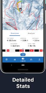 Slopes: Ski Tracker, Resort Maps, Snow Conditions