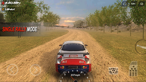 Super Rally 3D : Extreme Rally Racing 3.8.3 screenshots 2