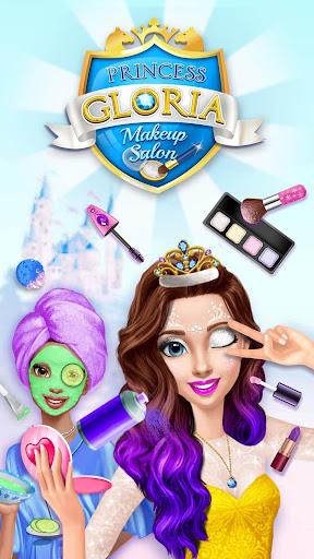 Princess Gloria Makeup Salon apkmr screenshots 5