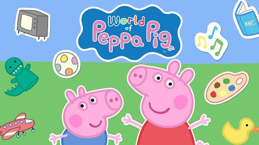 World of Peppa Pig u2013 Kids Learning Games & Videos 4.0.0 screenshots 1