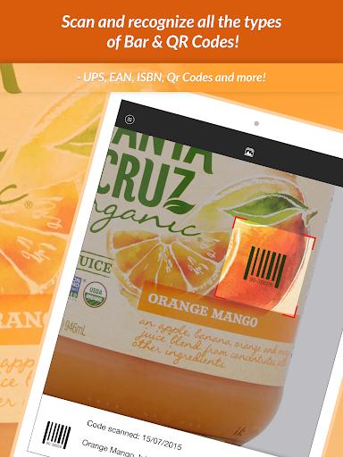 QR Scanner & Barcode reader  Screenshots 9