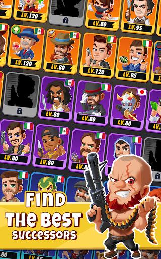 Idle Mafia - Tycoon Manager Apkfinish screenshots 5