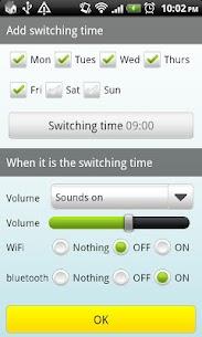 Auto Switch (Wifi,BT,Sound) (Paid) APK 5