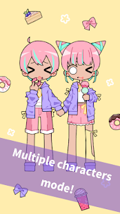 Cute Girl Avatar Maker - Cute Avatar Creator Game