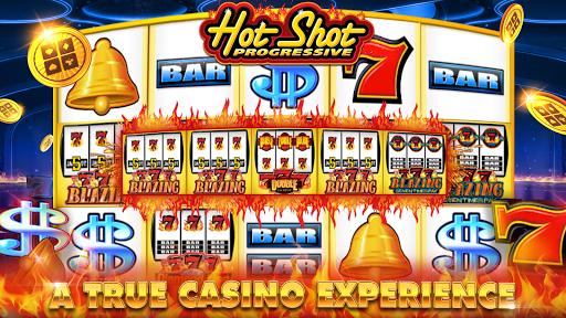 Hot Shot Casino Free Slots Games: Real Vegas Slots  screenshots 16