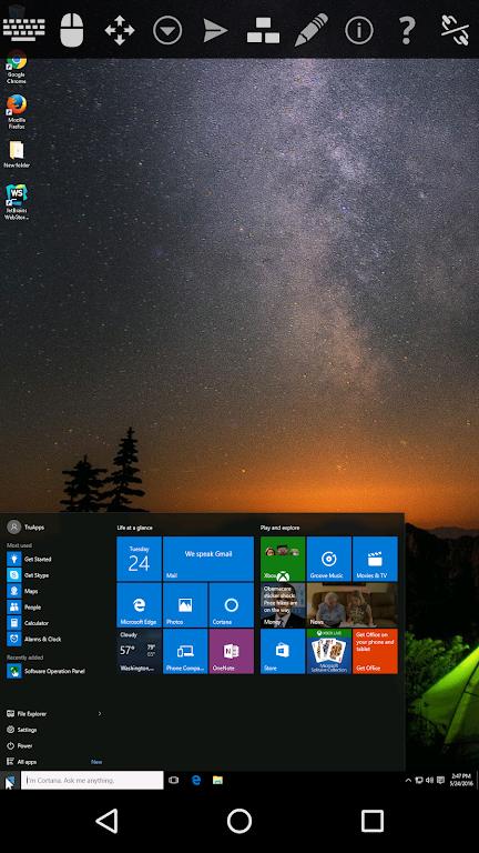 TruDesktop Remote Desktop Pro  poster 1