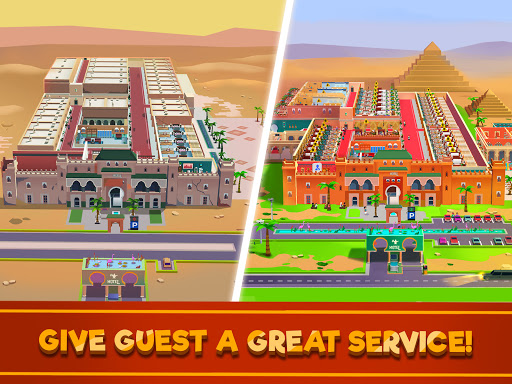 Hotel Empire Tycoon - Idle Game Manager Simulator 1.9.7 screenshots 16