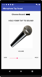 Microphone Tap Sound For Pc (Windows 7/8/10 And Mac) 1