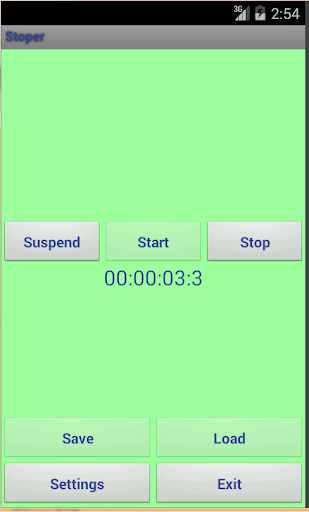 StopWatch - AP For PC Windows (7, 8, 10, 10X) & Mac Computer Image Number- 6