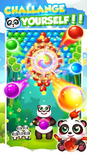 Bubble Shooter Free Panda 1.6.25 screenshots 1