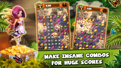 Match 3 Jungle Treasure u2013 Forgotten Jewels android2mod screenshots 17