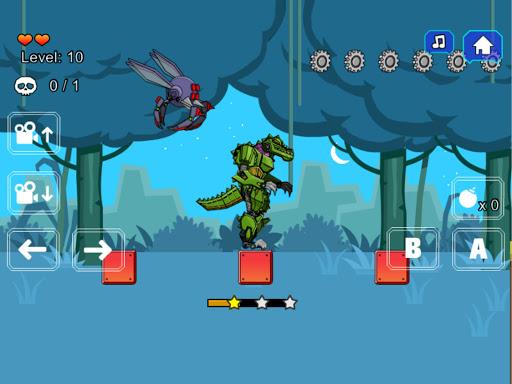 Robot Crocodile Toy Robot War  screenshots 13