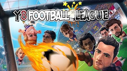 تحميل لعبة Y8 Football League Sports مهكرة للاندرويد [آخر اصدار] 1