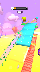Road Glider – Incredible Flying Game 1.0.24 Apk + Mod 2