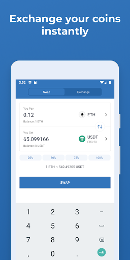 Trust: Crypto & Bitcoin Wallet apktram screenshots 4