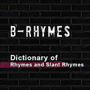 B-Rhymes Dictionary  Icon