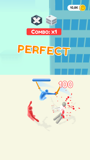 Jelly Fighter: Color candy & stickman games 0.7.0 screenshots 6