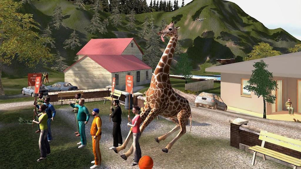 Goat Simulator  poster 4