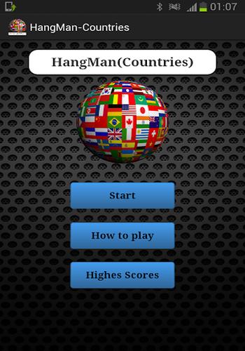 HangMan-Countries For PC Windows (7, 8, 10, 10X) & Mac Computer Image Number- 6