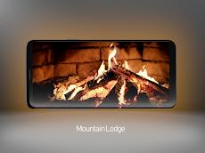 Blaze - 4K Virtual Fireplaceのおすすめ画像5