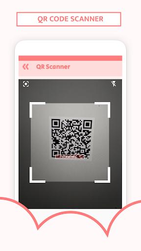 QR Code Scanner & Barcode reader plus  screenshots 3