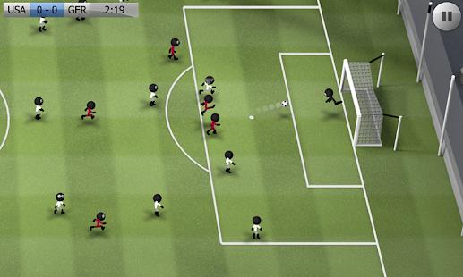 Stickman Soccer - Classic 4.0 Screenshots 1