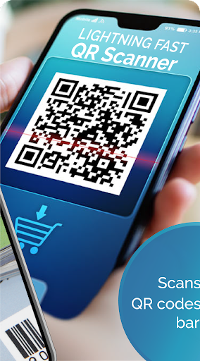 Foto do FREE QR Barcode Scanner: QR Scanner/QR Code Reader
