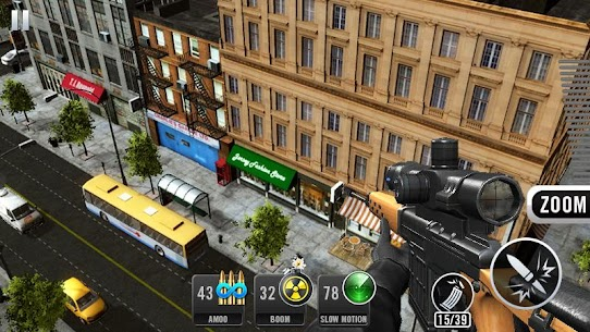 Tải Sniper Shot 3D MOD APK 1.5.0 (mua sắm miễn phí) 4