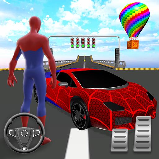 Mega Ramp Car - New Car Games 2021