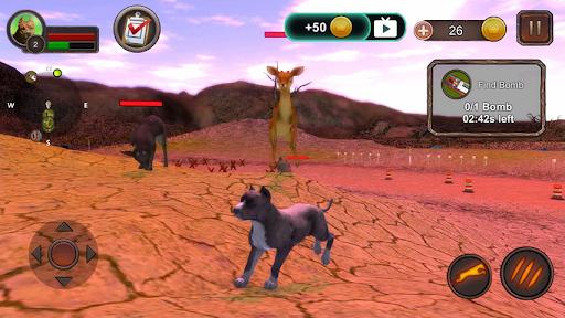 Pitbull Dog Simulator 1.0.3 screenshots 7