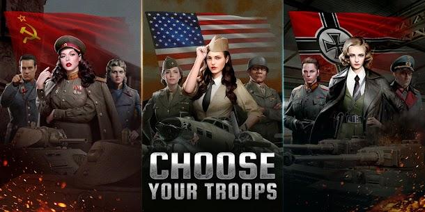 Free World of War Machines – WW2 Strategy Game NEW 2021 **** 5