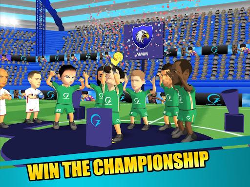 Furious Goal(Ultimate Soccer Team) screenshots 7