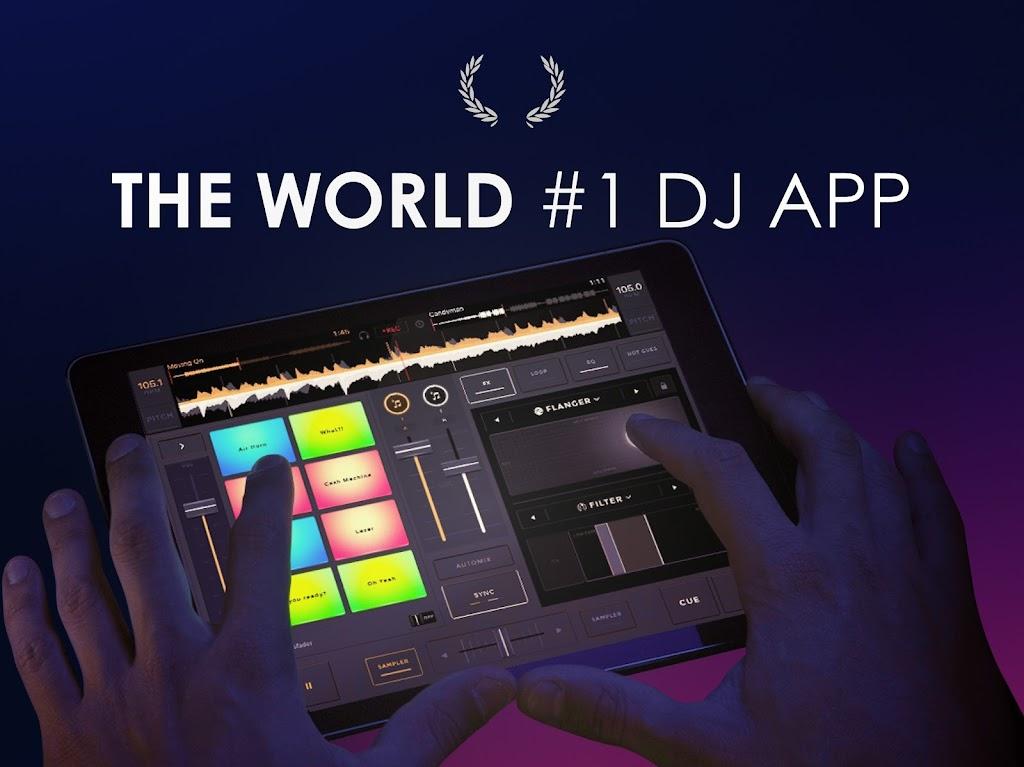 edjing Mix - Free Music DJ app  poster 5