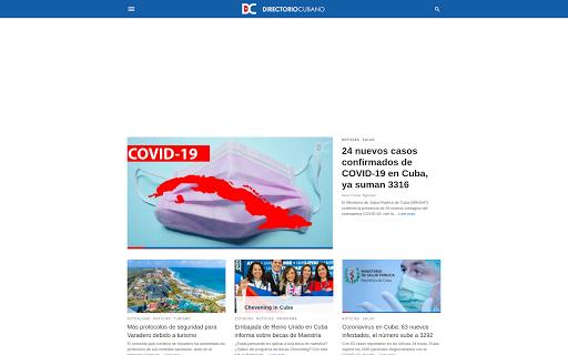Directorio Cubano - Noticias de Cuba 12 Screenshots 11