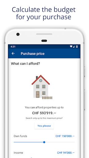 ImmoScout24 Switzerland u2013 Rent a flat, buy a house 4.10.5 Screenshots 4