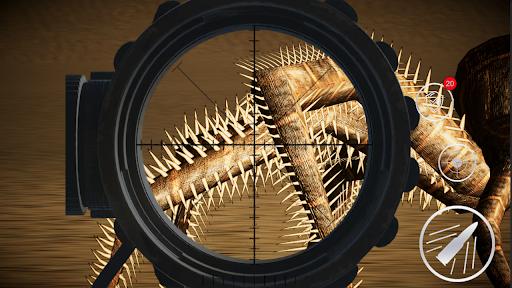 Monster Spider Shooting World Hunter -Spider Games screenshots 8