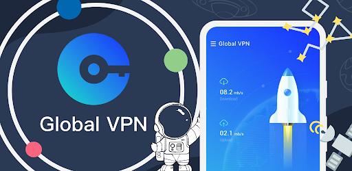 Global VPN - Free & Secure Hotspot VPN Proxy Versi 1.1.0