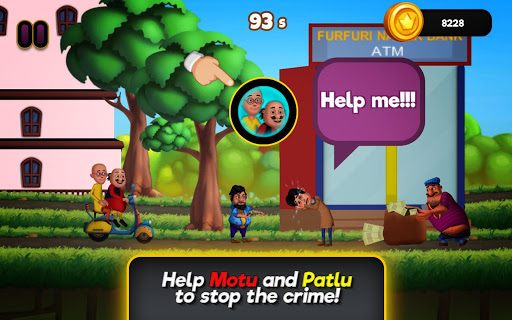 Motu Patlu Speed Racing 1.60 screenshots 5