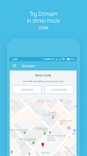 Drimsim - international calls