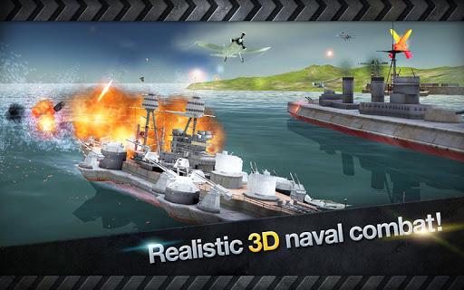 WARSHIP BATTLE:3D World War II 3.1.2 Screenshots 11