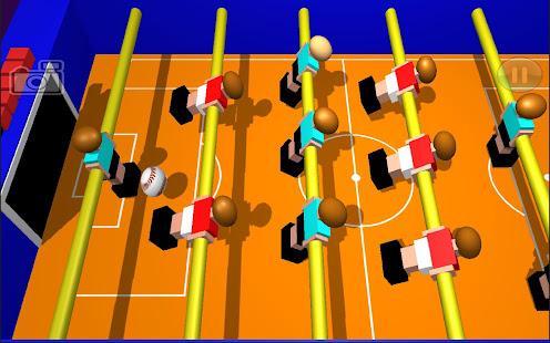 Table Football, Soccer 3D 1.20 Screenshots 5