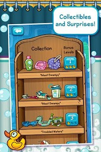 Where's My Water? (MOD APK, Paid/Patched/Unlocked) v1.18.5 3