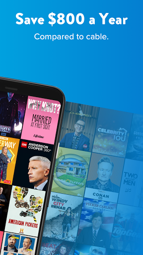 SLING: Live TV, Shows & Movies  screen 1