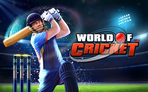 World Of Cricket Real 2021 APK Mod 5