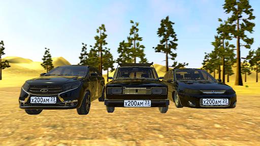 VAZ Driving Simulator  screenshots 9
