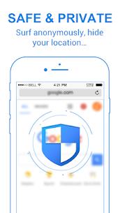 SkyVPN Premium v1.9.95 MOD APK – Best Free VPN Proxy for Secure WiFi Hotspot 3